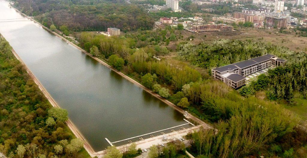 West Park Residence, Пловдив